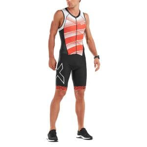 2XU Compression full Zip Trisuit Herren