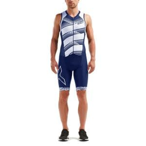 2XU Compression full Zip Trisuit Herren - used