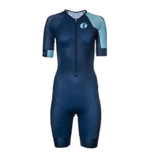 Palani Trisuit Damen - endless local - blau/türkis
