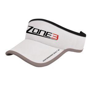 Race Visor - Zone3 - weiß grau