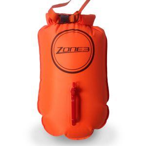 Schwimmender Trockenbeutel - Zone3 - neon orange
