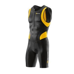 TRI400-Suit Front Zip Herren - Skins - ZT99360329052