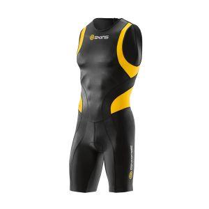TRI400-Suit Back Zip Herren - Skins - ZT99360339052
