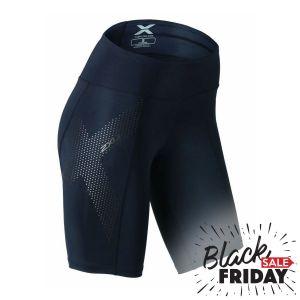 Mid Rise Kompressions Short Damen - 2XU - black friday