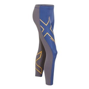 Wind defenseThermal Compression Tight Herren - 2XU - mountain blue/slate
