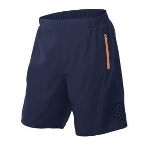 "Urban 9"" Short Herren - 2XU - eclipse/sunburst orange"