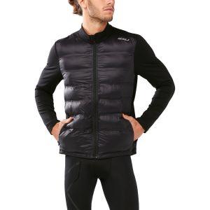 HEAT Half Puffer Jacket Herren - 2XU - mr5437