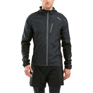 X-Vent Run Jacket Herren - 2XU - schwarz