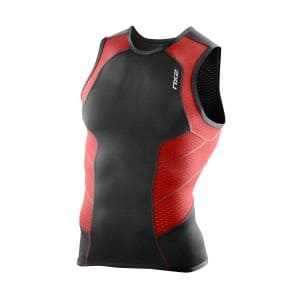 Perform Triathlon Oberteil Herren backzip - 2XU - mt3190a