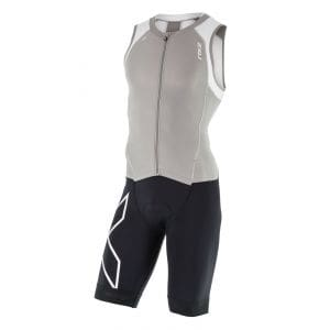 Compression full Zip Trisuit Herren - 2XU