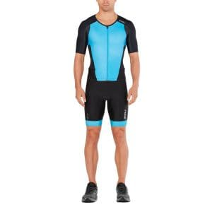Perform Triathlon Full Front Zip Einteiler mit Arm Herren - 2XU
