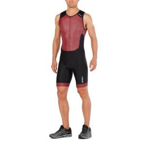 Perform Triathlon Full Front Zip Einteiler Herren - 2XU