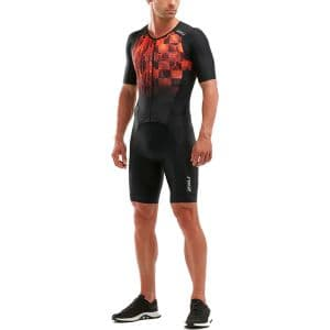 2XU Perform Triathlon Full Zip Einteiler mit Arm Herren