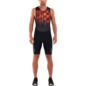 2XU Perform Full Zip Tri Suit Herren