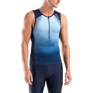 2xu Perform Triathlon Singlet Herren - mt5530