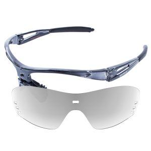X-Kross Bike - Sziols - Cristall Schwarz - Cristall Clear Mirror