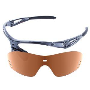 X-Kross Bike - Sziols - Cristall Schwarz - Active Brown Mirror