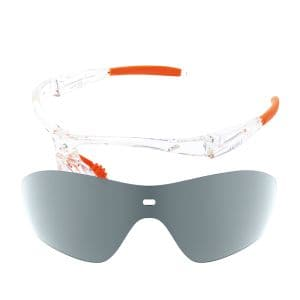 X-Kross Polarized - Sziols - Cristall Orange - Grau