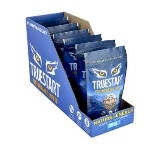 Performance Coffee - Truestart - 6x 80g Packung