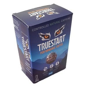 Performance Coffee - Truestart - 20x 2g Packung