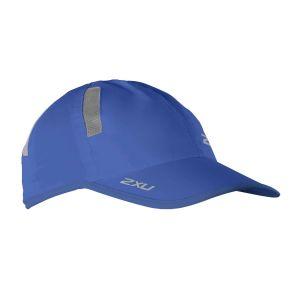 Run Cap - 2XU - dazzling blau