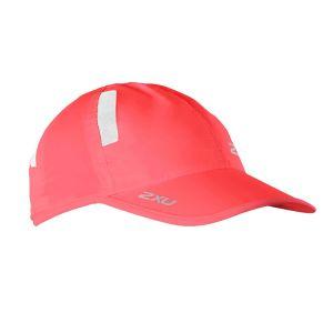 Run Cap - 2XU - pink leuchtend