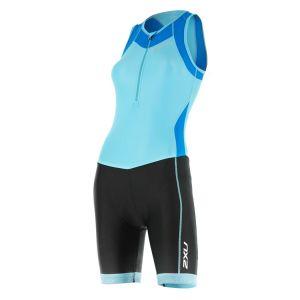 X-Vent Triathlon Front Zip Einteiler Damen - 2XU