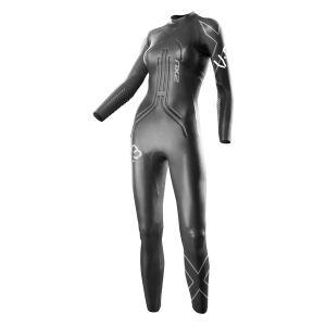 V:3 Velocity Neoprenanzug Damen - 2XU - schwarz/silber neues Design