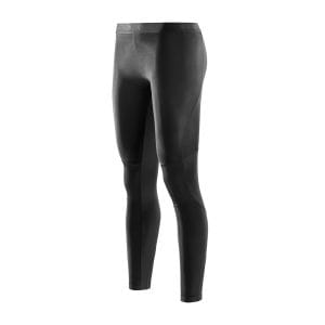 Compression Long Tights Damen RY400 - Skins - schwarz