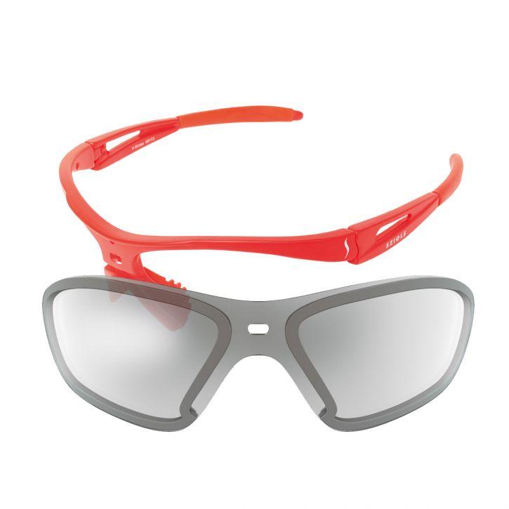 X-Kross Ski Alpin - Sziols - rot rubbertouch - msa49122