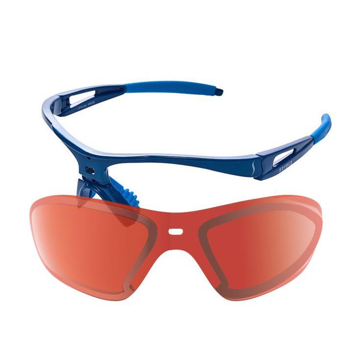 X-Kross Ski Alpin - Sziols - dark shiny blue - msa49435