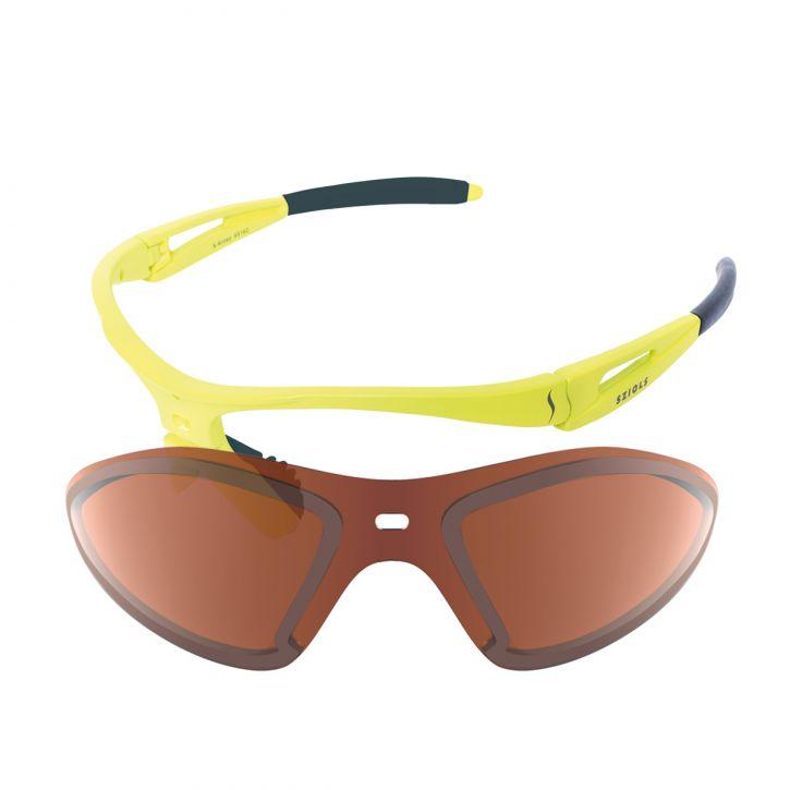 X-Kross Nordic Ski - Sziols - firefly rubbertouch - msn49160