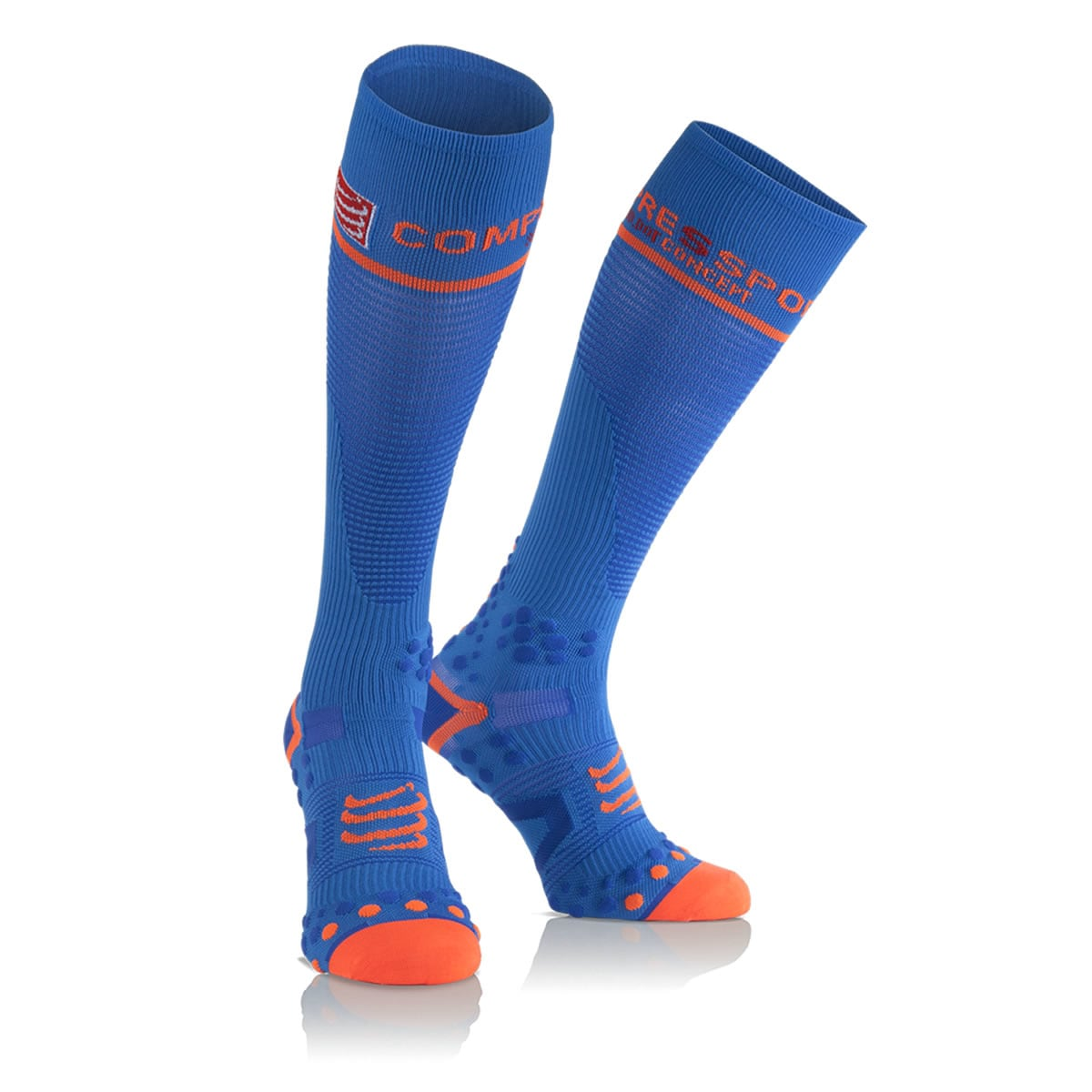 Full Socks V2.1 unisex - Compressport - blau