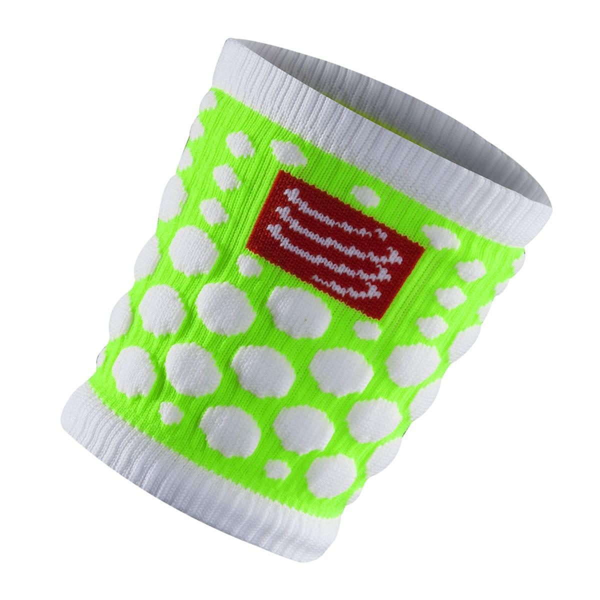 Sweat Bands 3D.dots - Compressport - grün