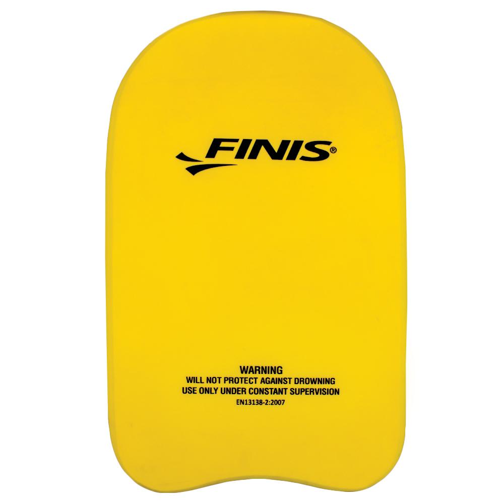 Foam Kickboard Junior - FINIS - gelb