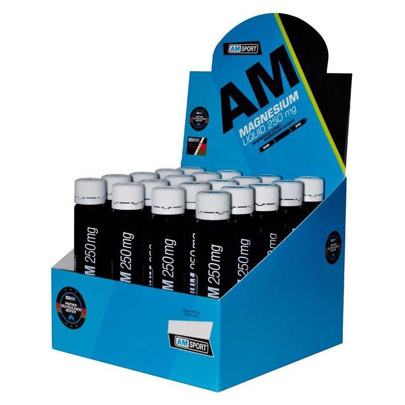 Magnesium Liquid - AMSport - Orange 20er Tray