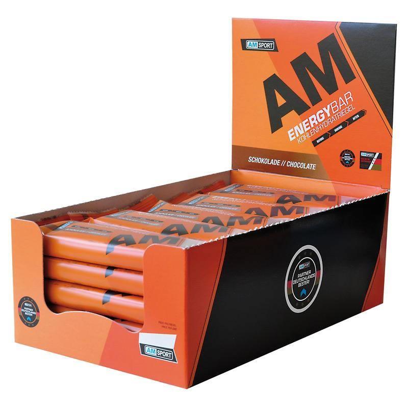 Energy Bar - AMSport - 25x 60g