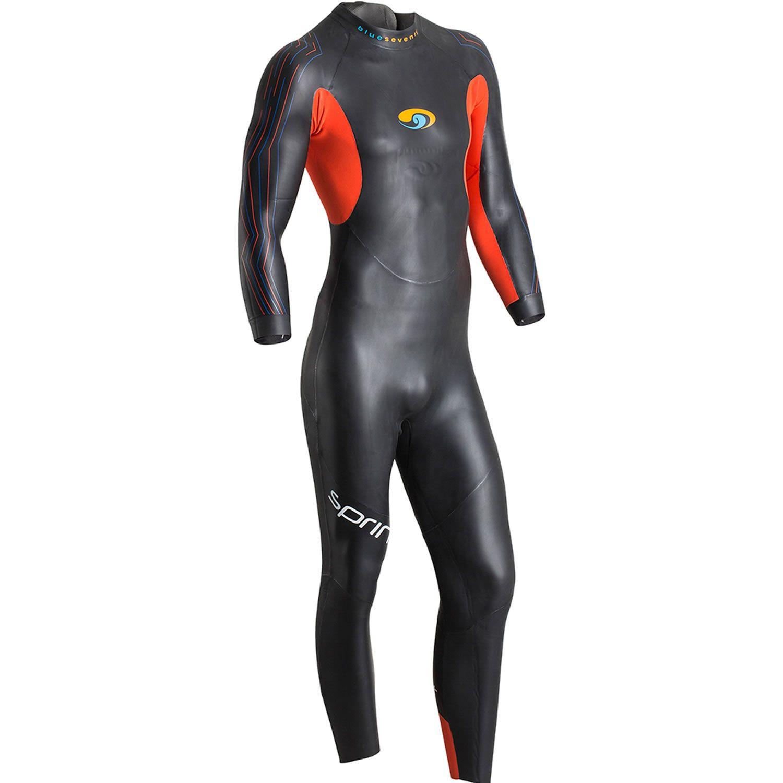 Blue70 Sprint Neoprenanzug Herren- Schwimmneopren - Triathlonanzug
