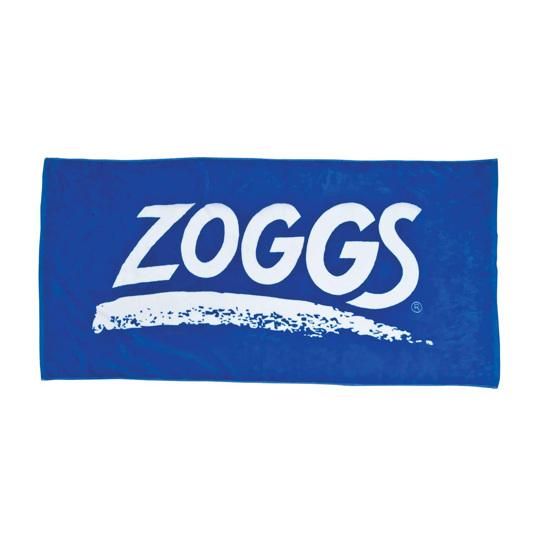 Baumwoll Handtuch Zoggs Blau
