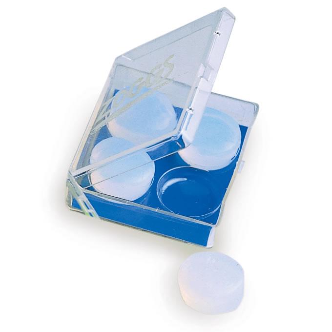 Silikon Ohrstöpsel - Zoggs - klar