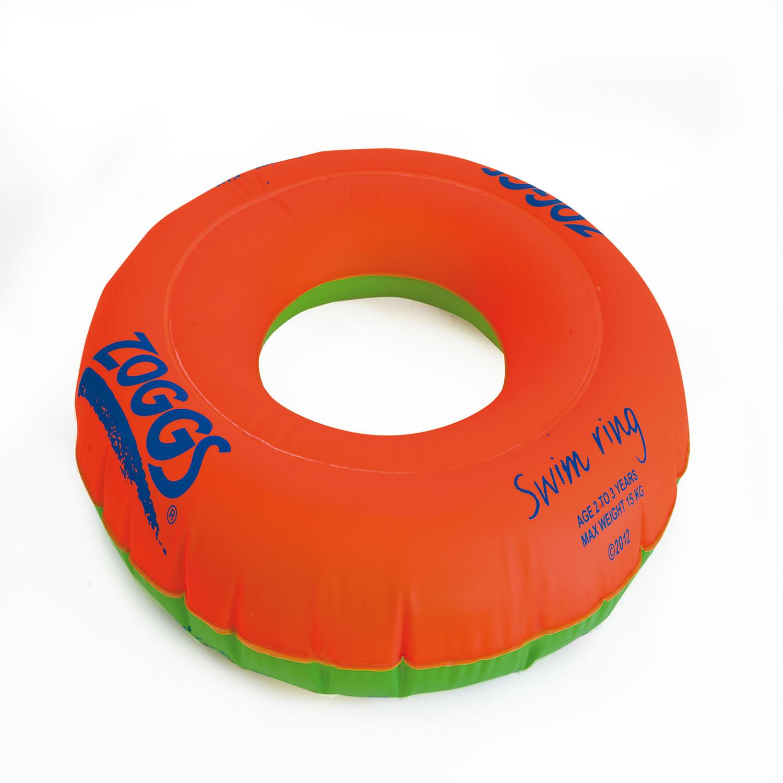Swim Ring 2-3 Jahre - Zoggs - orange/grün