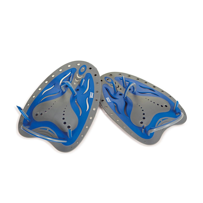 Matrix Hand Paddles Large - Zoggs - blau