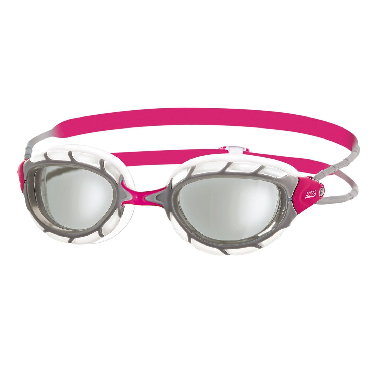 Predator Womens - Zoggs - silber/pink/klar