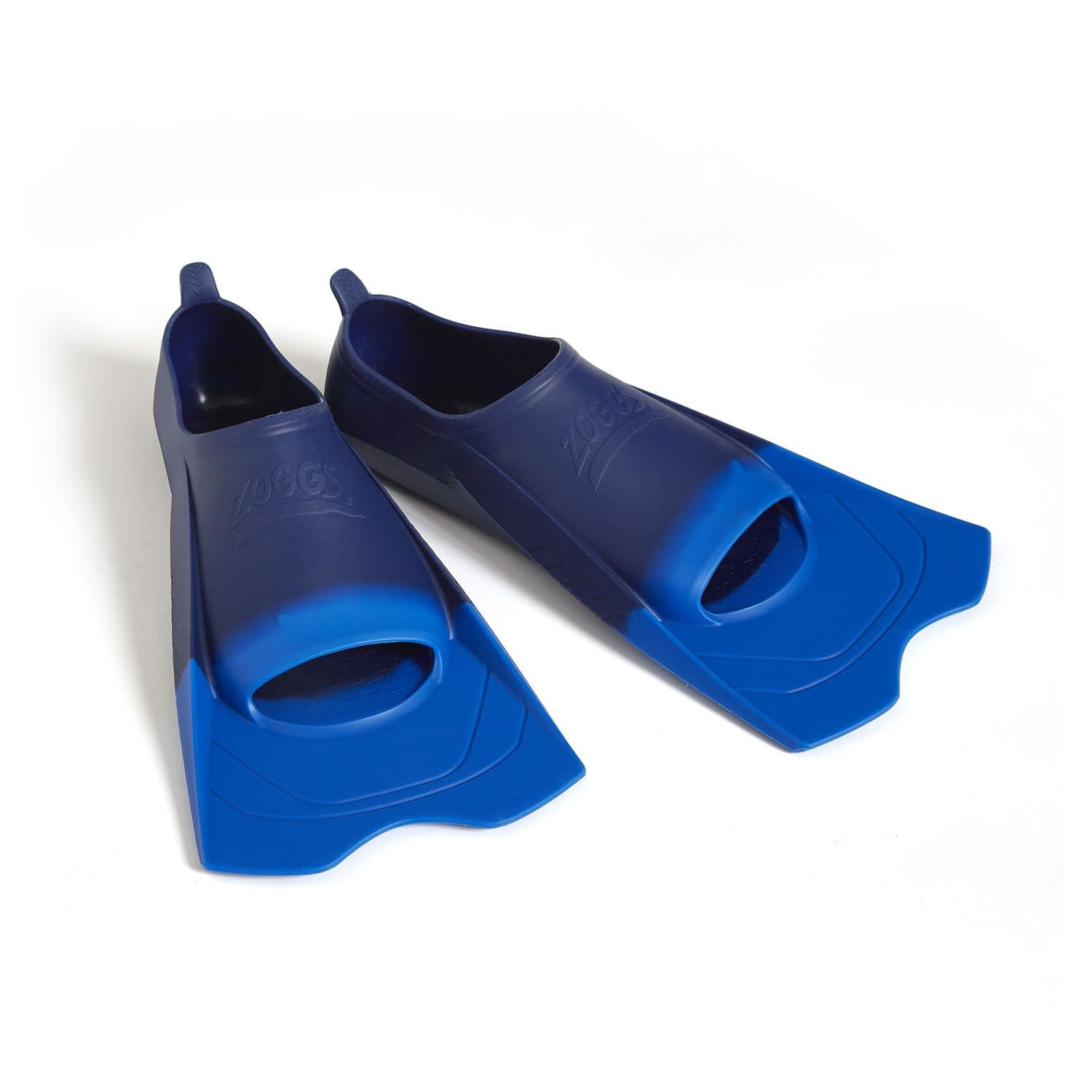 Ultra blue Training  Fins - Zoggs