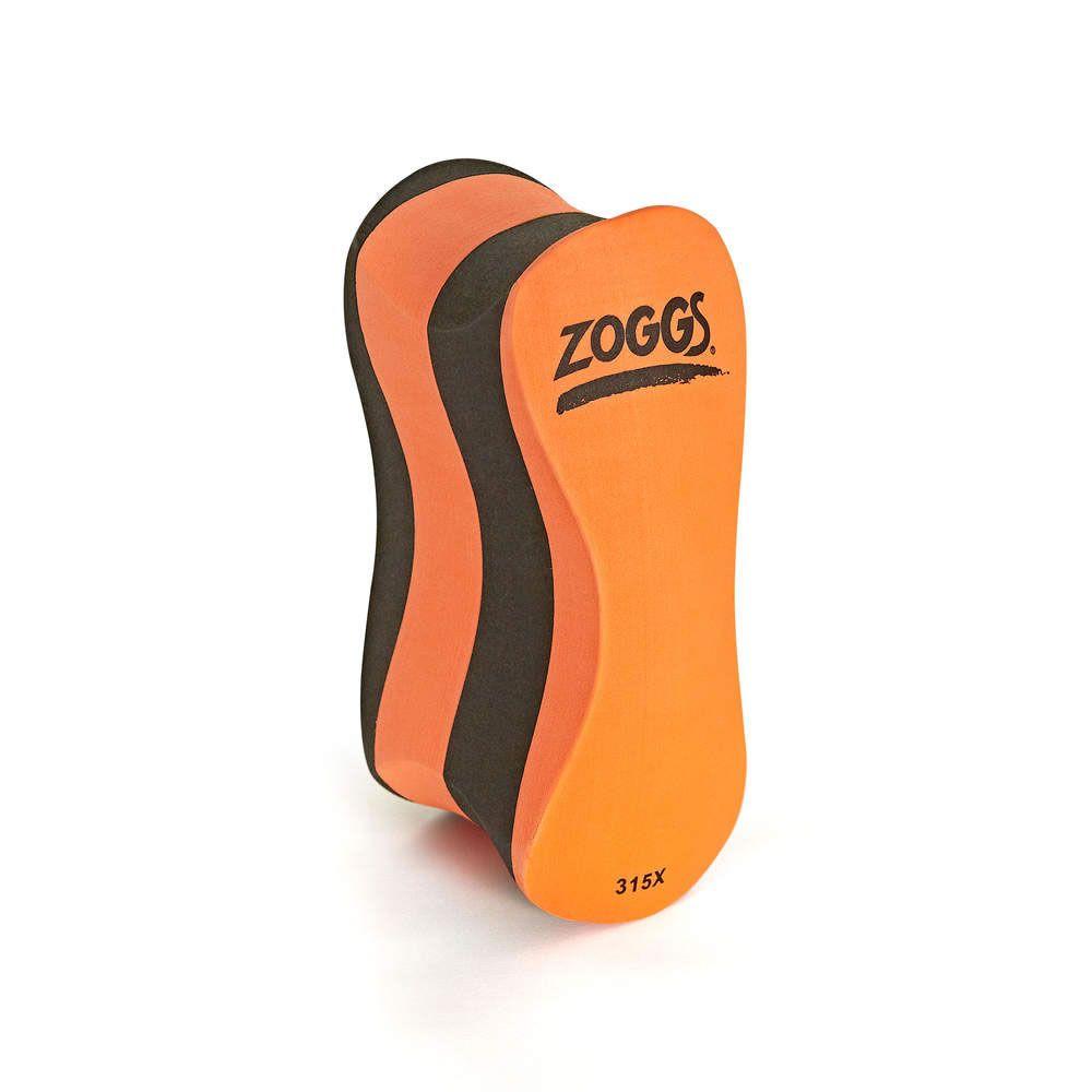 Zoggs Pull Buoy - schwarz/orange