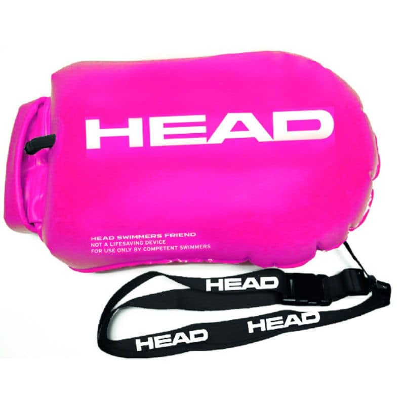 HEAD Safety buoy mit extra trocken Fach - pink