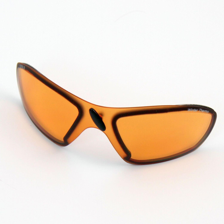 X-Kross Ski Alpin Scheibe - Sziols - orange pure