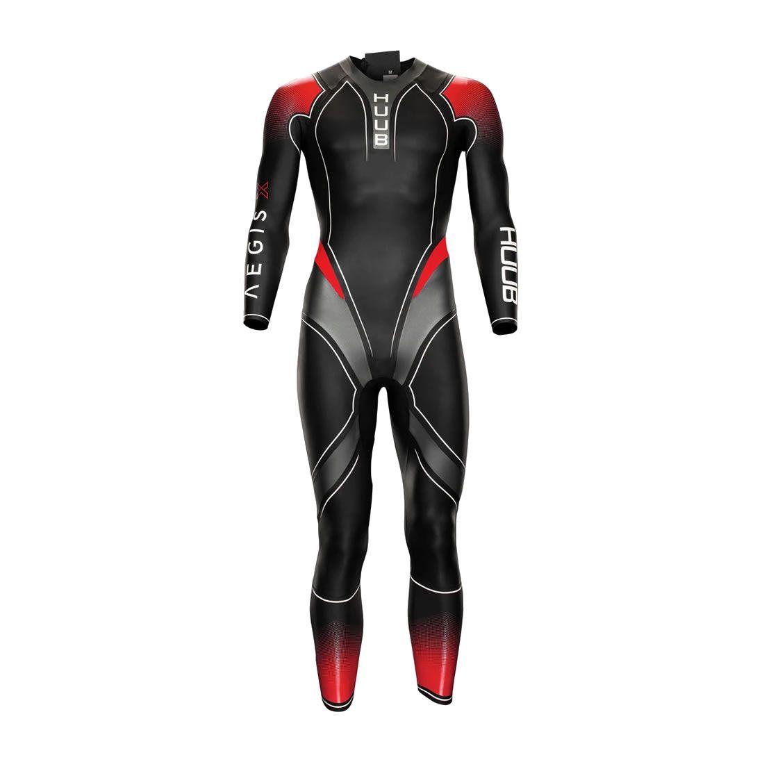 HUUB AEGIS X 3:5 Triathlon Neoprenanzug Herren - Schwmm Neo Openwater