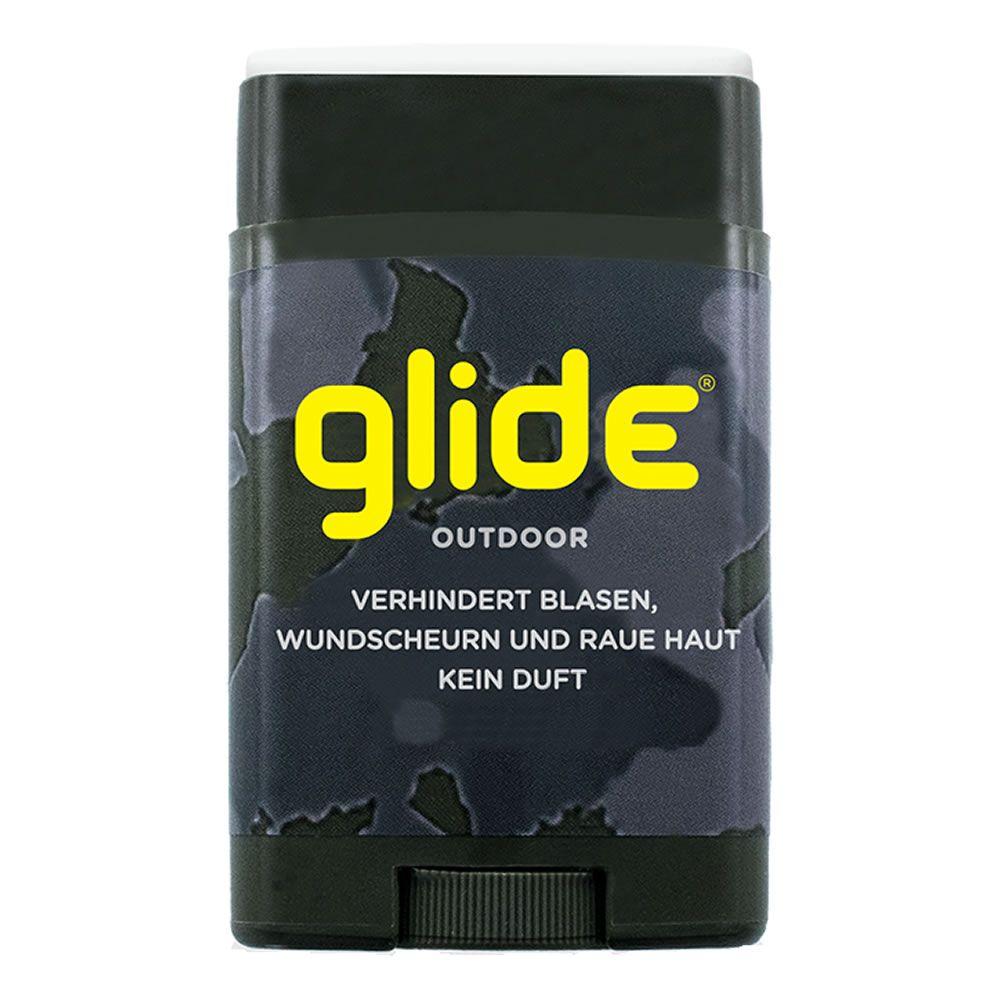 Body Glide Regular Outdoor 42 Gramm - schwarz