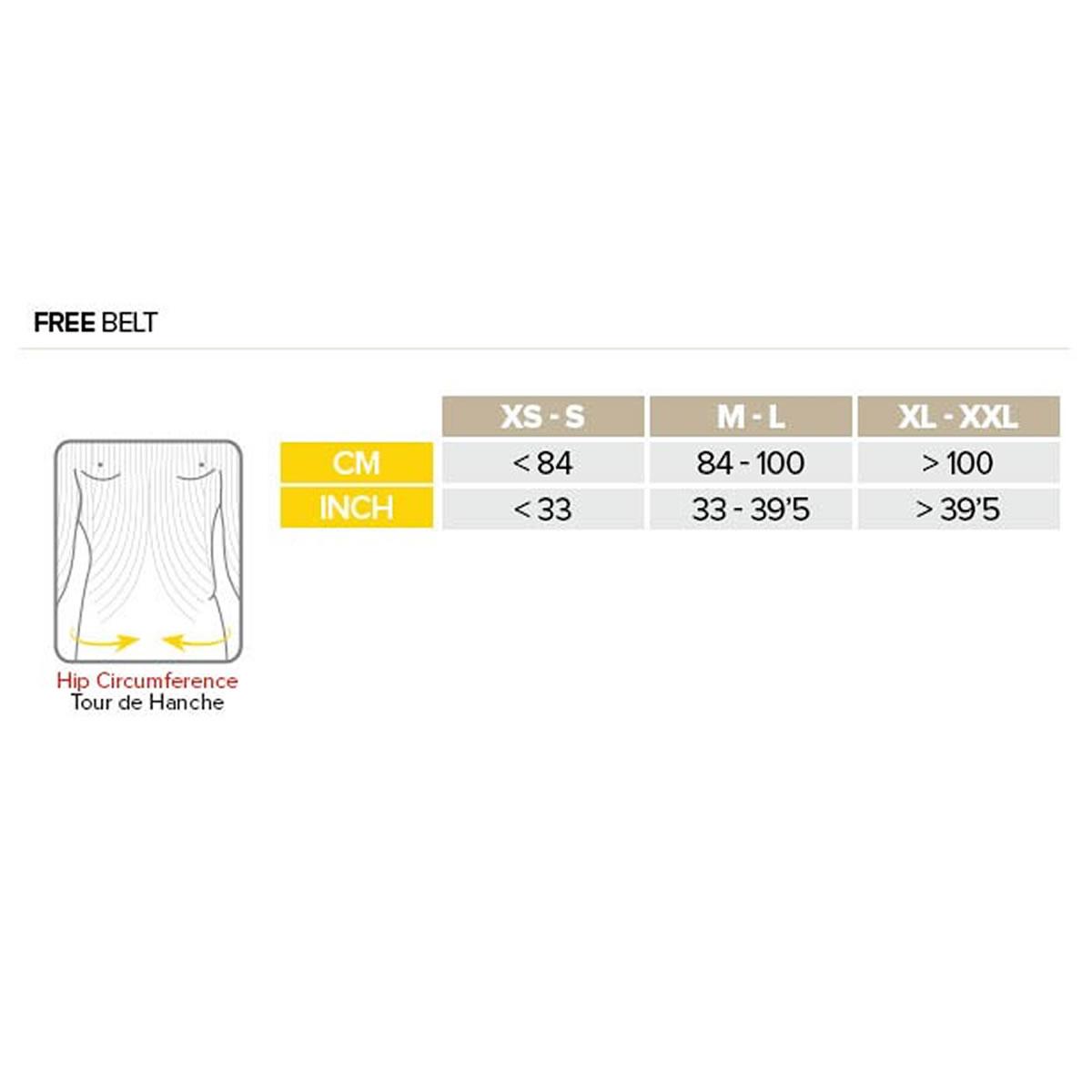 Free Belt seamless unisex - Compressport - 024007062064